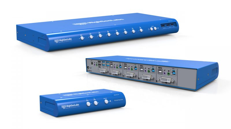 Office KVM Switches