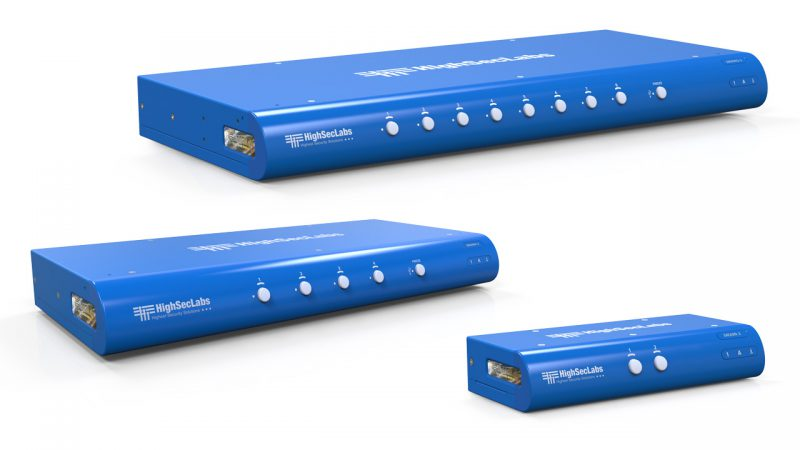 Secure KM Switches