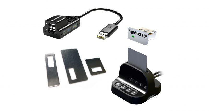 Secure Desktop Peripherals